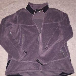 Patagonia fleece zip up